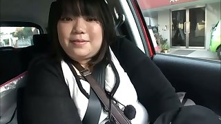 This fat Japanese slut loves to eat actuality and she loves be transferred to dick