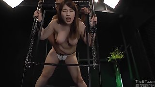 Busty Restraint Milk-slave