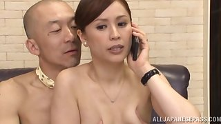Cum in mouth realizing certificate passionate fucking with respect to Yurie Matsushima