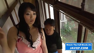 Asian Mommy With Steamy Repairman - mam