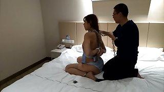 Bondage Chinese Teen Girl - Kinky Fetish